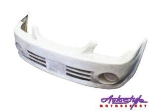 Honda Luxline Seeger Design Front Bumper-0
