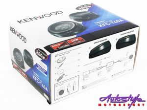 Kenwood KFC-40T Tweeter 65 Rms-0
