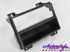 Head Unit Fascia Trim Plate for Ford Fiesta -0