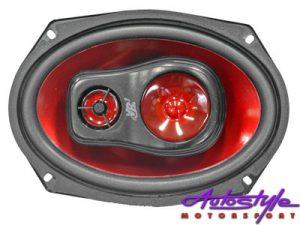 "RS 400w 3way 6x9"" Speakers-0"