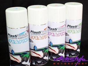 Plasti-Wrap Neon Yellow Spray-0