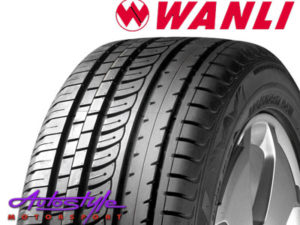 205/40/17 Wanli Tyre-0