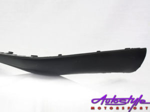 VW Jetta Mk2 Plastic 2pc Front Spoiler-0