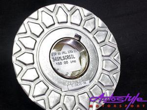 Center Cap for BBS Silver Wheels-16842