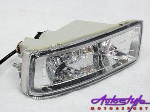 Isuzu Bakkie 2008 Bumper foglights-0