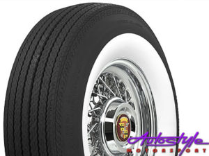 "White Wall ""Port-a-Wall"" Panels for 15"" Tyres-16978"