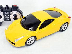 Radio Control 1:16 Ferrari or R8 Model Car-0