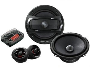 """Pioneer TS-A1305C 5 1/4"""" Component Split System-0"""