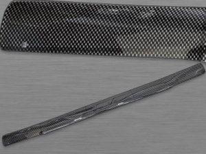 Carbon Look Bonnet Shield for Isuzu 2013up-17944