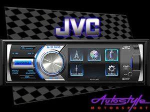 "JVC KD-AV300 Mp3/DVD with 3"" Display Screen-0"