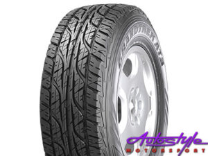 """265-65-17"""" Dunlop Grandtrek AT3 Tyre-0"""