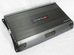 Powerbass 8000W 4 Channel Amplifier-0