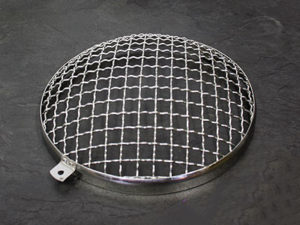 VW Beetle Headlight Mesh Grille Covers (pair) 68-79 models-0
