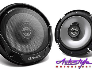 "Kenwood KFC-1665S 300w 6"" 2way Speakers-0"