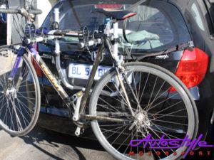Evo 3 Bicycle Bike Carrier Rack (Sedan or Hatch)-0