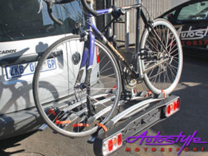 Evo 4 Bicycle Bike Carrier Rack-0