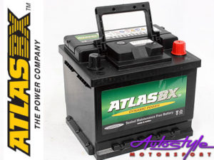 AtlasBX SMF Sealed Car Battery (616 thin terminal)-0
