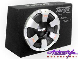 "Targa 12"" Street Pound Subwoofer & Enclosure Combo-0"