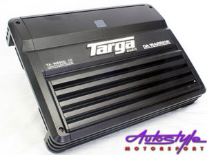 Targa Warrior Series 1ohm Monoblock Amplifier-0