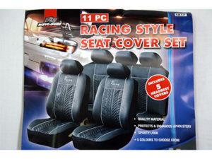 Seat Cover black -0