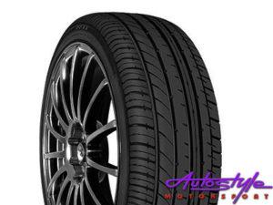 "215-45-17"" Achilles 2233 Tyres-0"