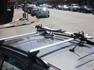 Evo Tuning Alluminium Bicycle Bike Roof Rack Carriers-0
