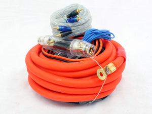 Powerbass 0-Gauge Car Audio Wiring Kit-0