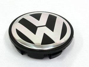 VW Wheel Center Cap 50mm (each)-0