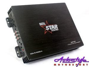 Starsound Rapter 5000 4ch Amplifier-0