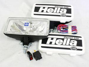 Hella Comet 550 Spotlights-0