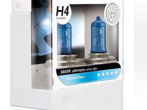 Philips DiamondVision H4 Headlight Bulbs-0