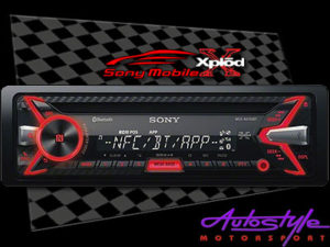 Sony MEX-N4150 Carbon Series Mp3 with USB and BLuetooth-0
