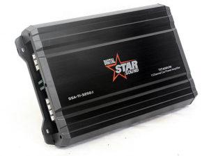 Starsound Titanium Series 3250w 1ch Amplifier-0