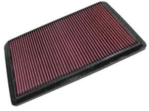 K&N 33-2164 Air Filter for Mitsubishi Pajero-0