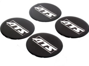 ATS Design Wheel Decal Stickers (set of 4)-0