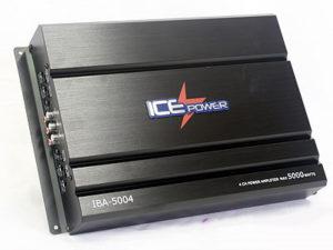 ICE Power IBA Series 5000w 4channel Amplifier-22332