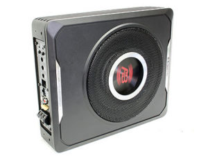 "Audiobank 8"" 2400w Compact Subwoofer/Amplifer Combo-0"
