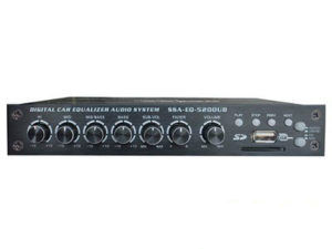 Starsound 5 Band Equalizer with USB-0
