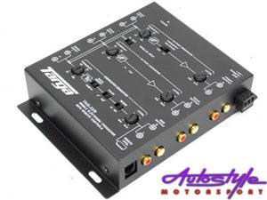 Targa Audio Crossover With Remote-0