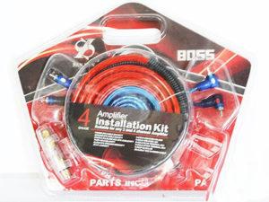 Evo Tuning 6Gauge Car Audio Wiring Kit-0