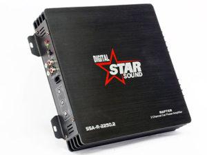 Starsound Digital Raptor 2250w 2channel Amplifier-0