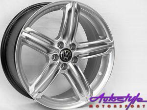 "17"" Evo CT1302 5/100 Alloy Wheels-0"