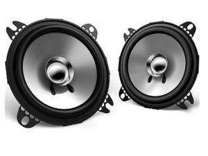 "Kenwood KFC-E1055 4"" 210w Two Way Speakers-0"
