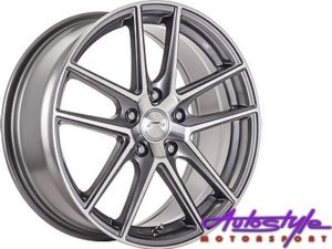 "17"" A-Line Victory 4/100 & 4/114 GMMF Alloy Wheels-0"