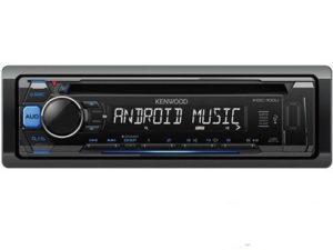 Kenwood KDC-100U Mp3 with USB & Front Aux-0