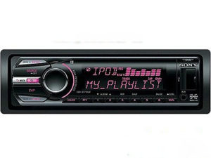 Sony CDX-GT710UV iPod and USB/Mp3 Receiver-0