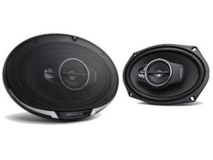 "Kenwood KFC-PS6995EX 650w 6x9"" 5way Speakers-0"