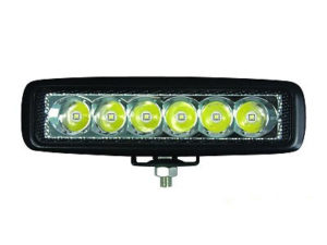 Hella ValueFit 6LED Long Range Mini Light Bar (each)-0