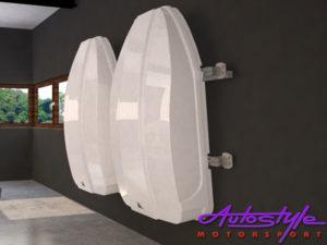 Rebel RoofBox 400 Roof Storage Carriers (black)-25023