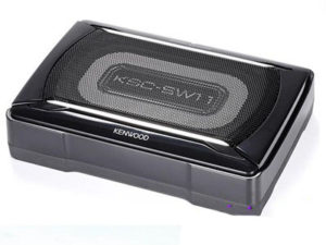 Kenwood KSC-SW11 Compact 75w RMS Amplifier-0